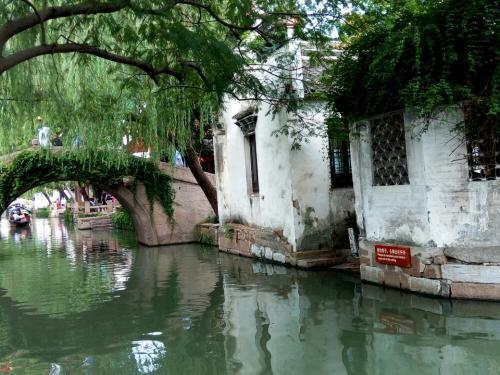 Zhou zhuang water village